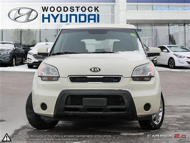 2010 Kia Soul 2.0L 4u (Stk: TN18054A) in Woodstock - Image 2 of 22