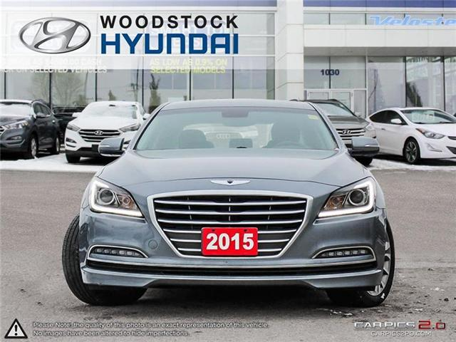 2015 Hyundai Genesis 3.8 Premium (Stk: HD15086) in Woodstock - Image 2 of 22
