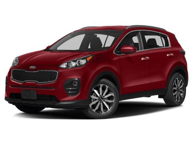 2019 Kia Sportage EX Premium (Stk: 7836) in North York - Image 1 of 9