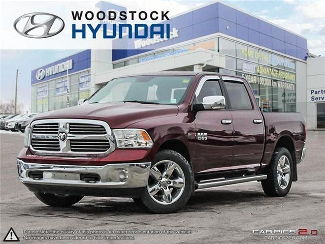 2016 RAM 1500 SLT (Stk: P1320) in Woodstock - Image 1 of 22