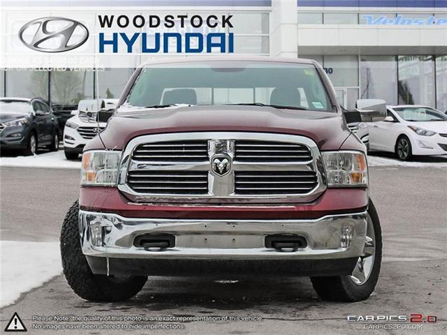 2016 RAM 1500 SLT (Stk: P1320) in Woodstock - Image 2 of 22