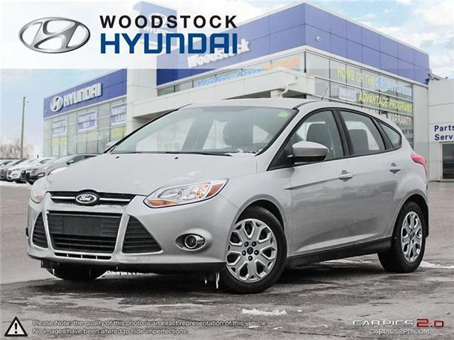 2012 Ford Focus SE (Stk: HD17108A) in Woodstock - Image 1 of 22