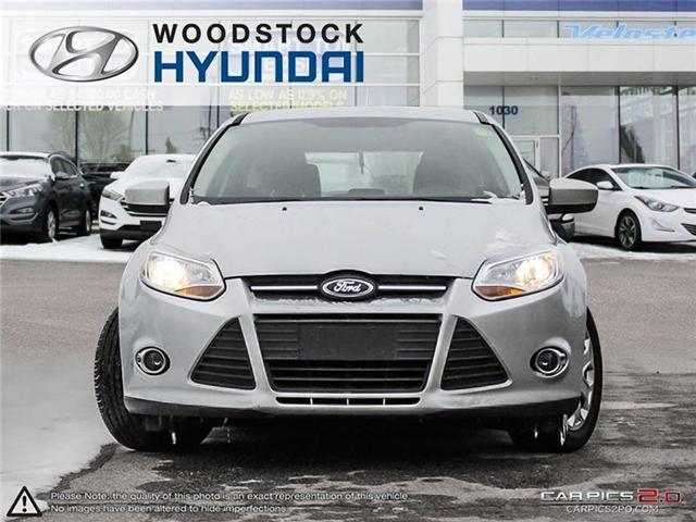 2012 Ford Focus SE (Stk: HD17108A) in Woodstock - Image 2 of 22
