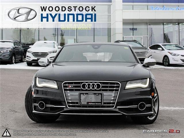 2013 Audi S7 4.0T (Stk: HD18042) in Woodstock - Image 2 of 22
