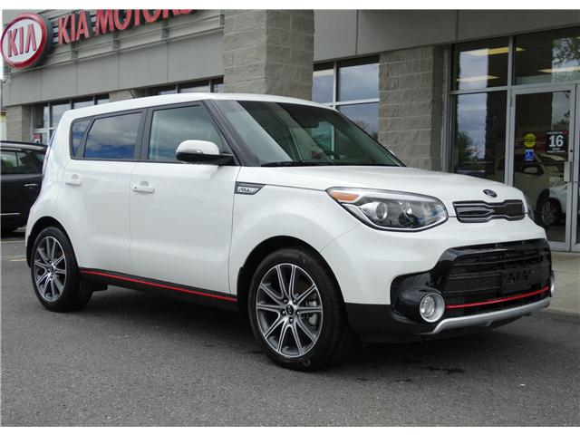 2018 Kia Soul SX Turbo (Stk: ) in Cobourg - Image 1 of 15