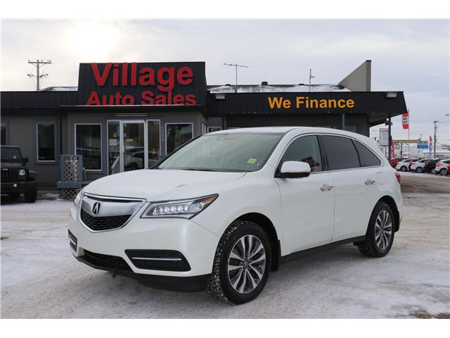 2015 Acura MDX Technology Package (Stk: P35859) in Saskatoon - Image 1 of 30