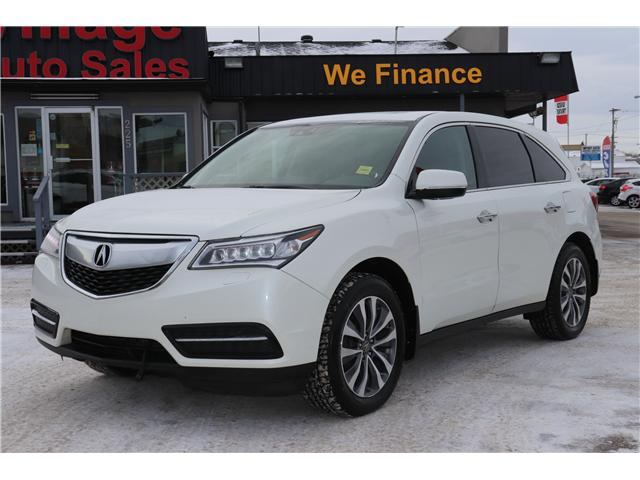 2015 Acura MDX Technology Package (Stk: P35859) in Saskatoon - Image 2 of 30