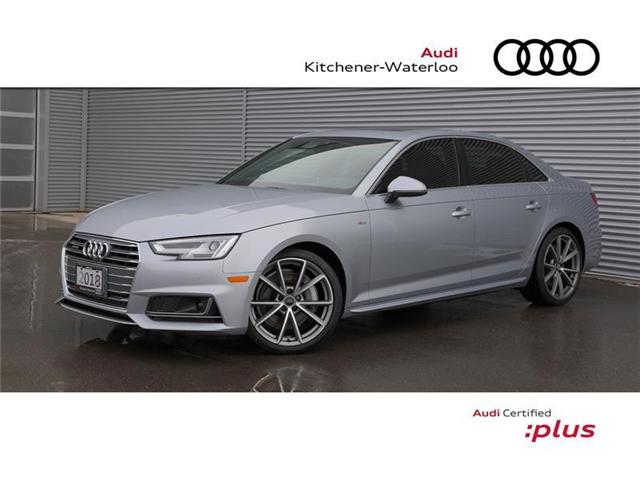 2017 Audi A4 2.0T Technik (Stk: 2A2389) in Kitchener - Image 1 of 22