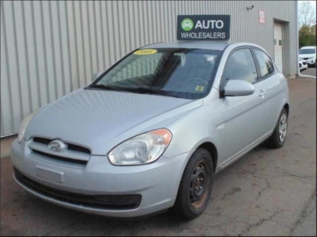 2008 Hyundai Accent  (Stk: S6209B) in Charlottetown - Image 1 of 5