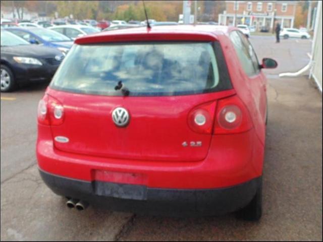 2007 Volkswagen Rabbit 3-Door (Stk: X4570A) in Charlottetown - Image 2 of 7