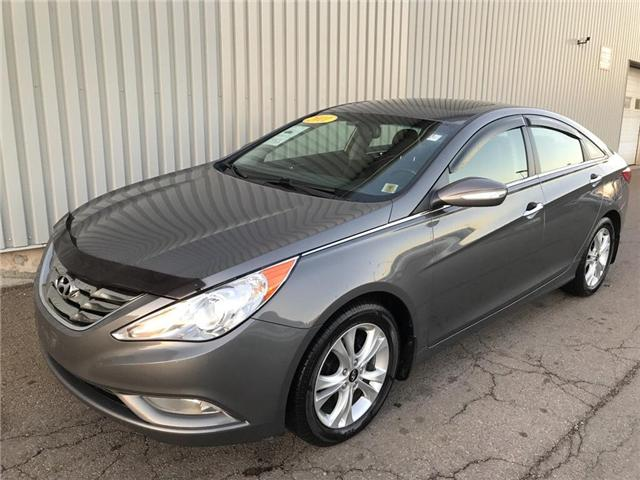 2011 Hyundai Sonata Limited (Stk: X4567A) in Charlottetown - Image 1 of 19