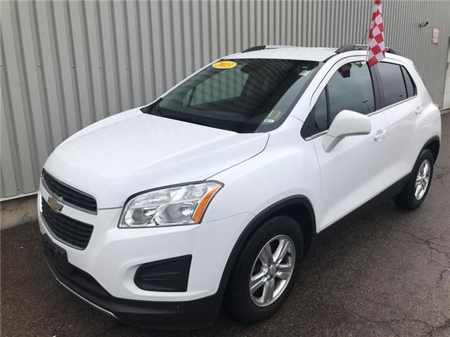 2013 Chevrolet Trax 2LT (Stk: X4543A) in Charlottetown - Image 1 of 19