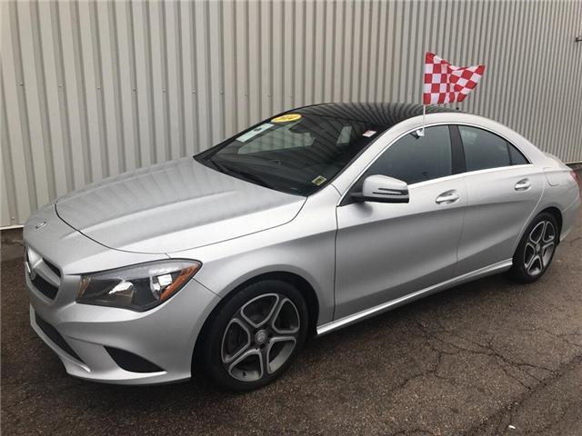 2014 Mercedes-Benz CLA-Class Base (Stk: X4550A) in Charlottetown - Image 1 of 18