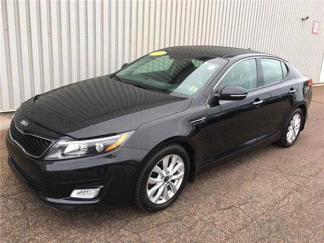 2014 Kia Optima EX Luxury (Stk: X4465A) in Charlottetown - Image 1 of 18