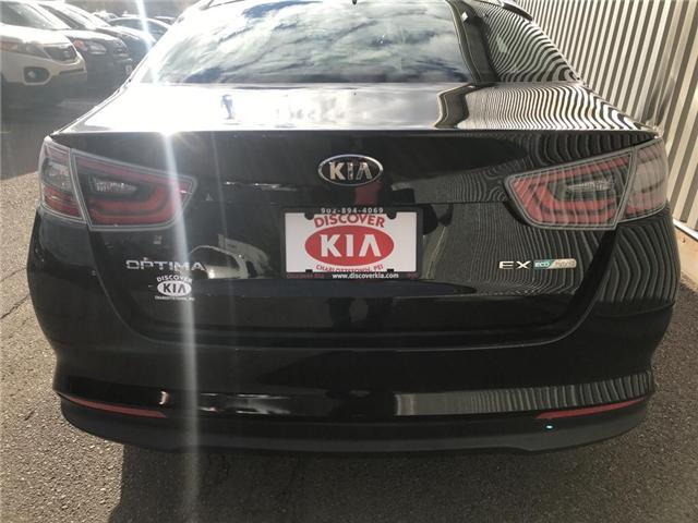 2015 Kia Optima Hybrid EX (Stk: S6094B) in Charlottetown - Image 4 of 21