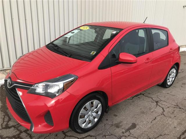 2015 Toyota Yaris LE (Stk: X4559A) in Charlottetown - Image 1 of 14