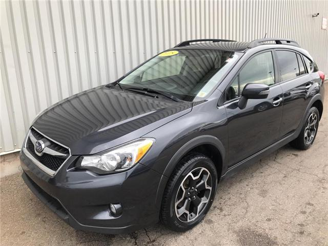 2015 Subaru XV Crosstrek Limited Package (Stk: X4526A) in Charlottetown - Image 1 of 18