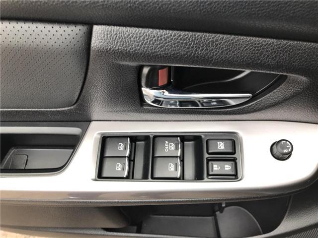 2015 Subaru XV Crosstrek Limited Package (Stk: X4526A) in Charlottetown - Image 8 of 18