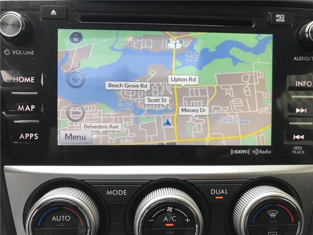 2015 Subaru XV Crosstrek Limited Package (Stk: X4526A) in Charlottetown - Image 11 of 18