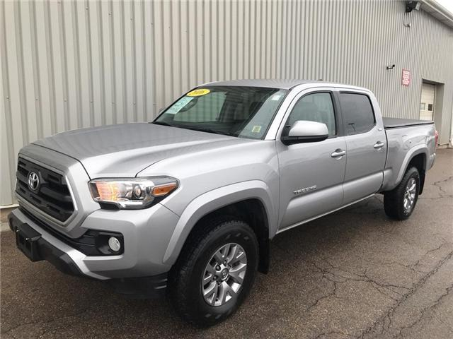 2016 Toyota Tacoma SR5 (Stk: X4585A) in Charlottetown - Image 1 of 22