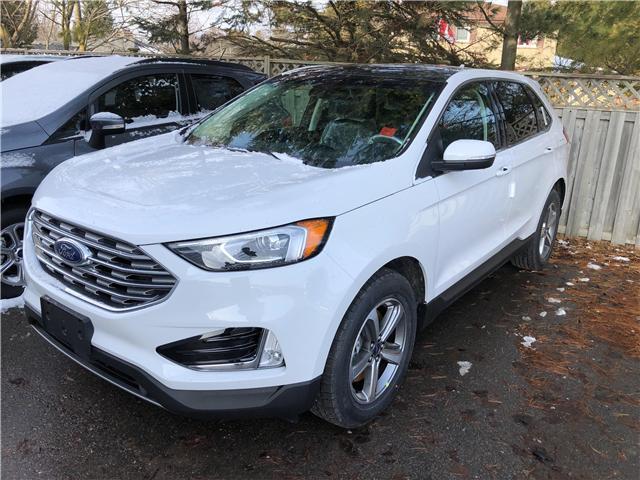 2019 Ford Edge SEL (Stk: IED8699) in Uxbridge - Image 1 of 5