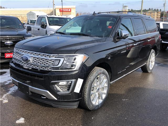 2019 Ford Expedition Max Platinum (Stk: IEP8700) in Uxbridge - Image 1 of 5