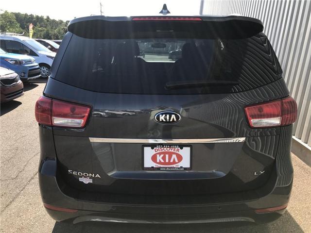 2018 Kia Sedona LX+ (Stk: X4515A) in Charlottetown - Image 4 of 16