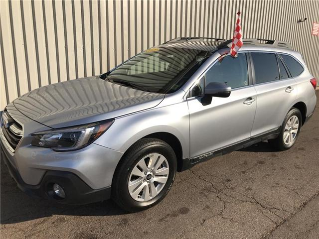 2018 Subaru Outback 2.5i Premier EyeSight Package (Stk: X4539A) in Charlottetown - Image 1 of 18