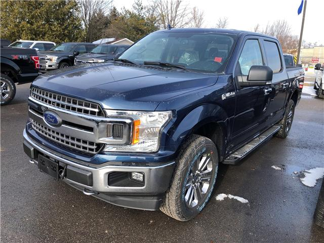 2018 Ford F-150 XLT (Stk: IF18673) in Uxbridge - Image 1 of 5