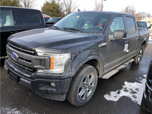 2019 Ford F-150 XLT (Stk: IF18692) in Uxbridge - Image 1 of 5