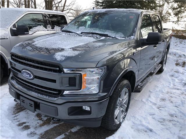 2019 Ford F-150 XLT (Stk: IF18701) in Uxbridge - Image 1 of 5