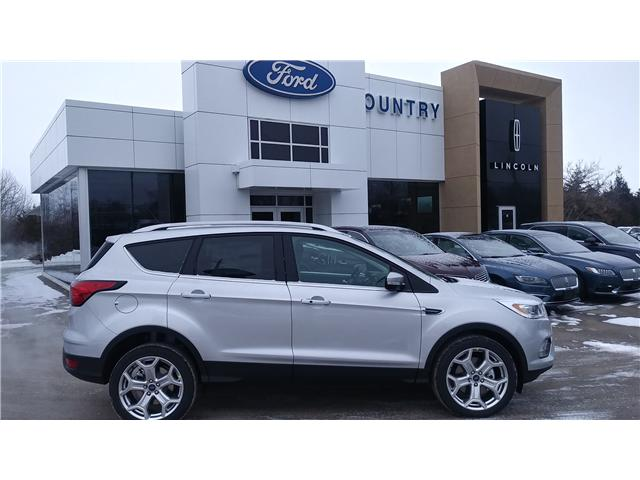 2019 Ford Escape Titanium (Stk: ES1151) in Bobcaygeon - Image 1 of 27