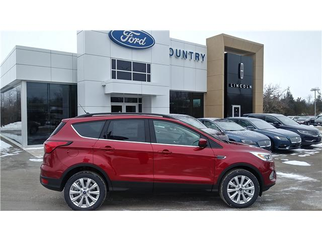 2019 Ford Escape SEL (Stk: ES1148) in Bobcaygeon - Image 1 of 23