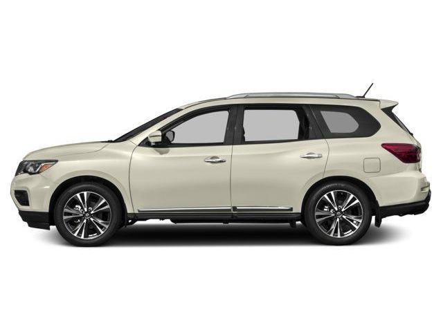 2019 Nissan Pathfinder Platinum (Stk: KC594622) in Cobourg - Image 2 of 9