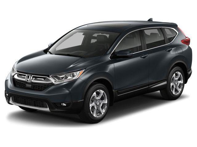 2019 Honda CR-V EX-L (Stk: U321) in Pickering - Image 1 of 1
