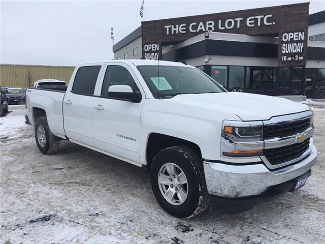 2016 Chevrolet Silverado 1500 1LT (Stk: 18621) in Sudbury - Image 1 of 13