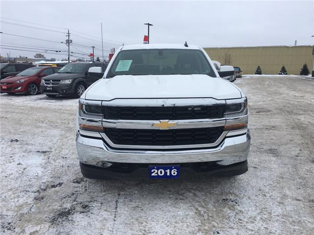 2016 Chevrolet Silverado 1500 1LT (Stk: 18621) in Sudbury - Image 2 of 13