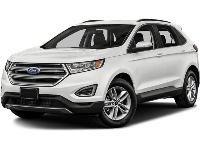 2016 Ford Edge SEL (Stk: P0041) in Courtenay - Image 1 of 1