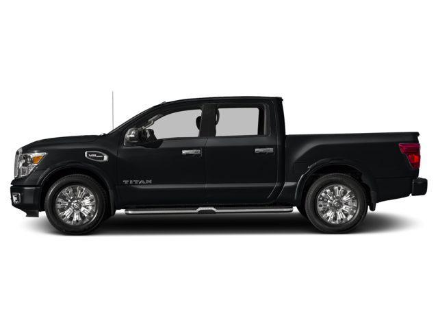 2018 Nissan Titan Platinum (Stk: JN547498) in Whitby - Image 2 of 9