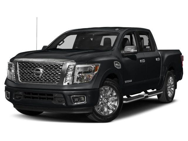 2018 Nissan Titan Platinum (Stk: JN547600) in Whitby - Image 1 of 9