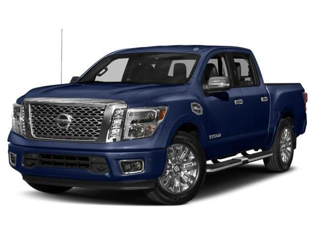2018 Nissan Titan Platinum (Stk: JN547629) in Whitby - Image 1 of 9