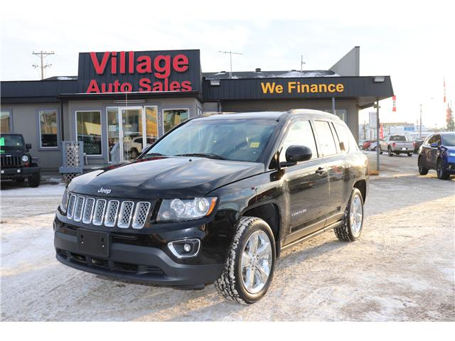 2015 Jeep Compass Limited (Stk: P35884) in Saskatoon - Image 1 of 29
