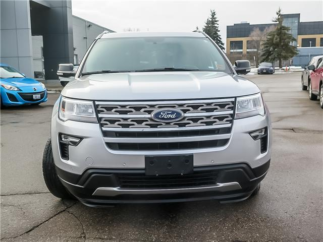 2018 Ford Explorer XLT (Stk: W2280) in Waterloo - Image 2 of 20