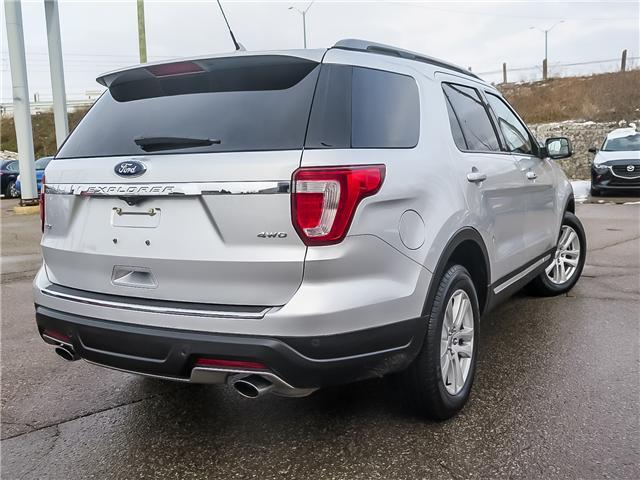2018 Ford Explorer XLT (Stk: W2280) in Waterloo - Image 5 of 20