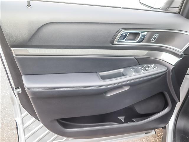 2018 Ford Explorer XLT (Stk: W2280) in Waterloo - Image 9 of 20