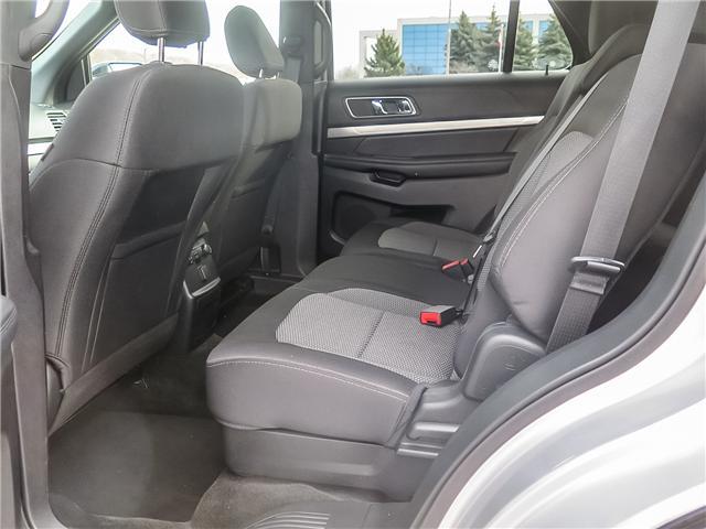 2018 Ford Explorer XLT (Stk: W2280) in Waterloo - Image 12 of 20
