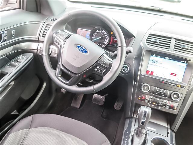 2018 Ford Explorer XLT (Stk: W2280) in Waterloo - Image 13 of 20