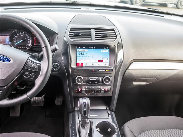 2018 Ford Explorer XLT (Stk: W2280) in Waterloo - Image 14 of 20