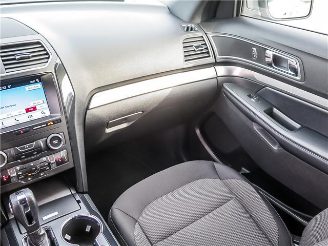 2018 Ford Explorer XLT (Stk: W2280) in Waterloo - Image 15 of 20