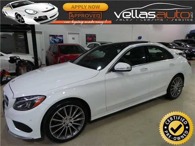 2015 Mercedes-Benz C-Class  (Stk: NP2572) in Vaughan - Image 1 of 28
